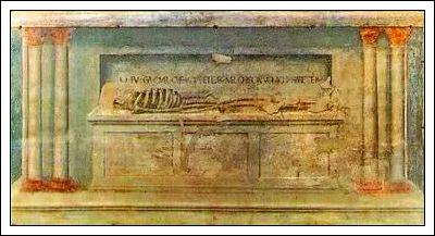 Fresco, TombMasaccio, Trinity