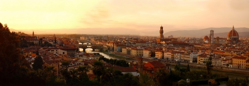Firenze at Sunset