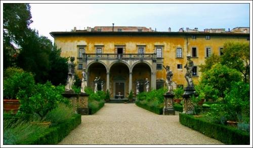 Giardini Corsini Florence
