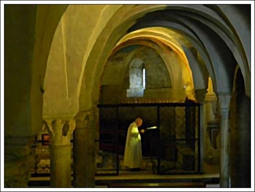 mass-with-gregorian-chants