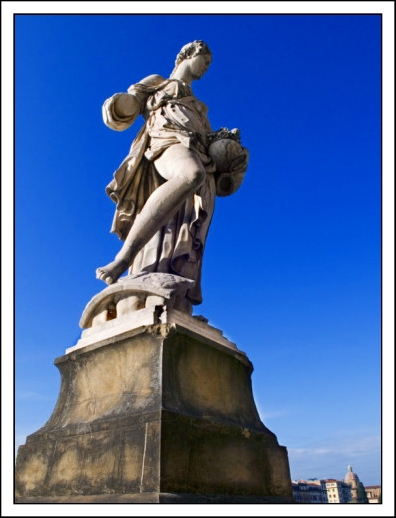 Primavera Ponte Santa Trinita Florence