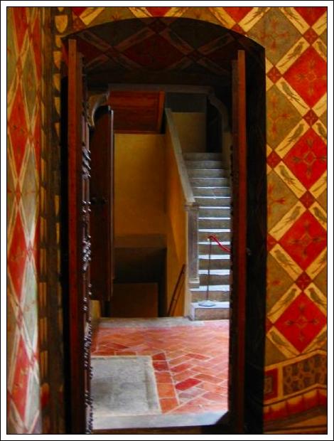 stairwell davanzati