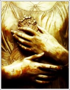 Verrochio Hands