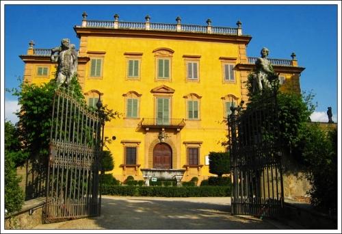 Villa La Pietra