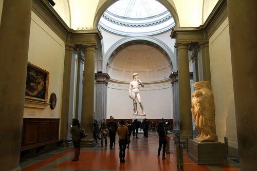 Michelangelo, David1501 - 1504