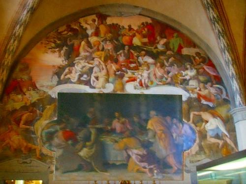 Alessandro ALloriLast Supper, ca. 1584 - 1597Santa Maria Novella