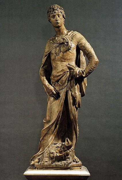 Michelangelo David   Travel Across Italy