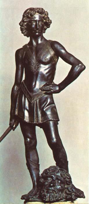 Verrocchio, David,
