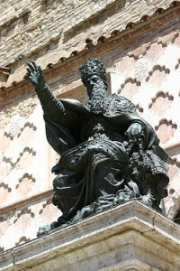 Julius III Danti, Perugia