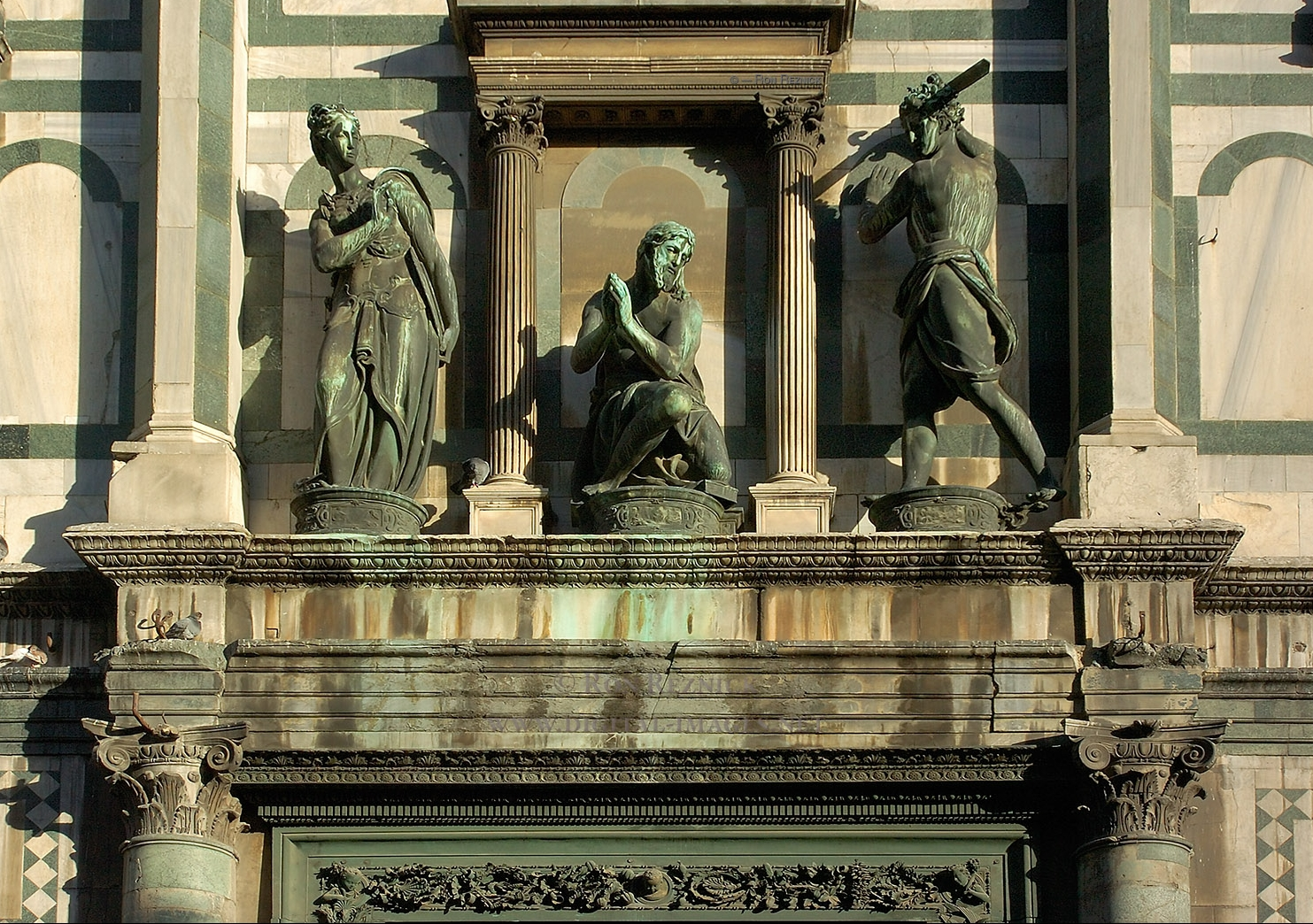 Beheading of John the Baptist South Doors Baptistery Florence & South doors Baptistery | Travel Across Italy