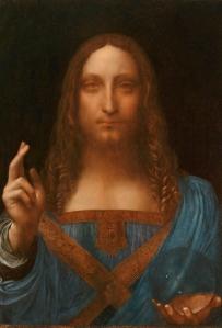 Leonardoda VinciSalvator Mundi