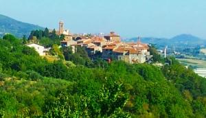 Piegaro, Umbria, Italy