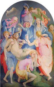 Jacopo da Pontormo1525 - 1528Santa Felicita, FlorenceCapponi Chapel