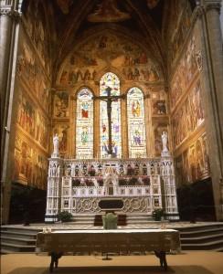 Strozzi ChapelSanta Maria Novella, Florence