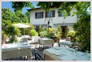 Garden Dining Terrace Trattora da Bibe Galuzzo