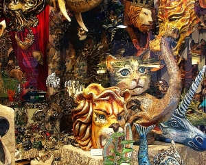 Il Canovaccio Masks Venice
