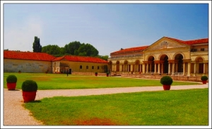 Palazzo Te View