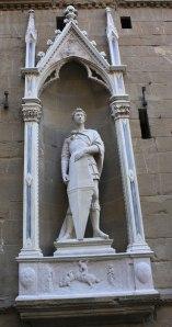 Donatello St. George Orsanmichele Florence