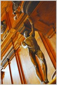 Gli Spellati, Teatro Anatomico Archiginassio Bologna
