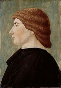 Portrait Fra Carnevale 1470 Artist Unknown