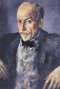Portrait of Luigi Pirandello (1928) Primo Conti
