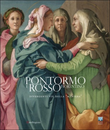 Catalog Cover Mandragola Press Pantormo e Rosso Fiorentino