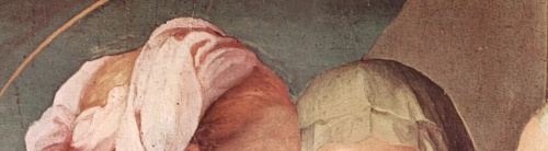 Pontormo visitation The Mask