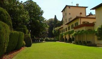 Villa Curonia Terrace