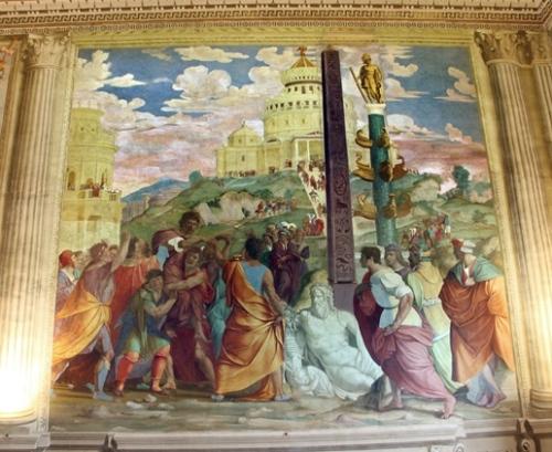 Franciabigio, Return of Cicerone from Exile 1519-21_ca._with additions by Alori, 1578-82_ca.)_01
