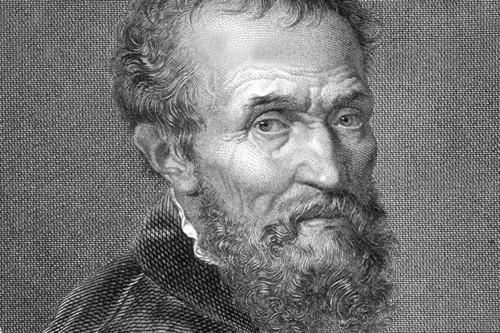 Michelangelo Aged