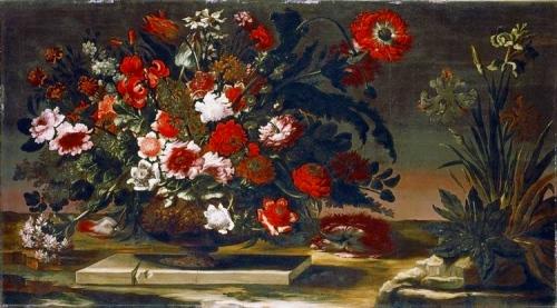 Scacciati (1642) Flowers - Poggio