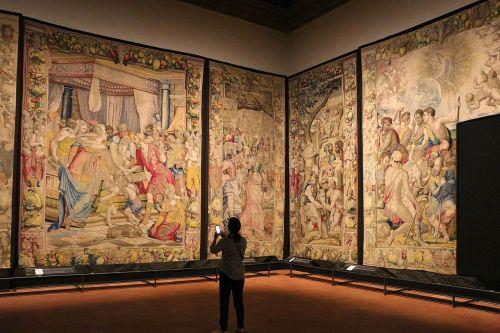 tapestries-medici-firenze