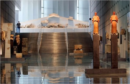 first-level-acropolis-museum
