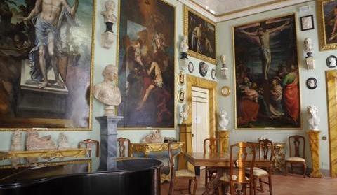 Accademia Chigiana Palazzo Interior