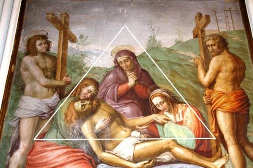 Michelangelo Fresco Marcialla