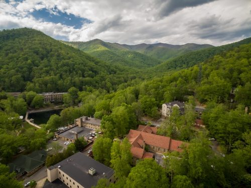 Montreat College View NC