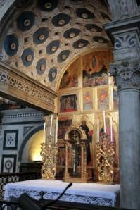 San Miniato Cappella del Crocifisso