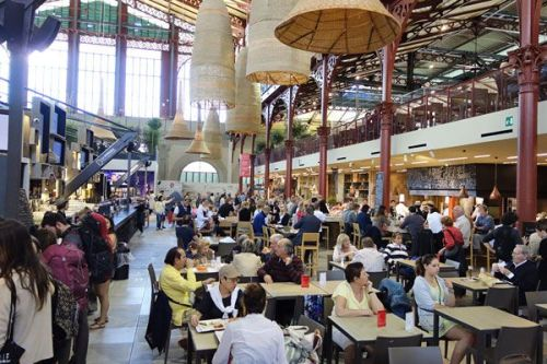 Food Market Florence