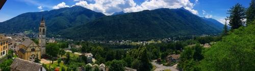 View from Room 220 La Perla